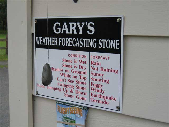 Irish WeatherMachine